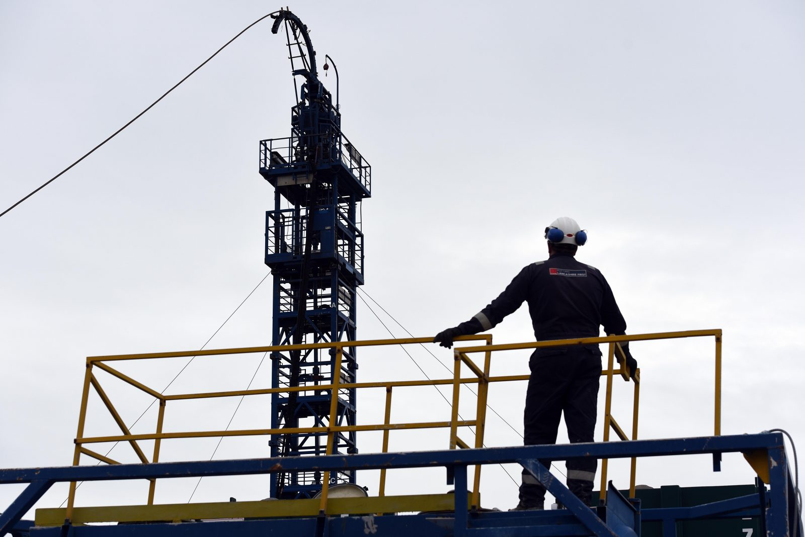 pnr gooseneck Cuadrilla Resources